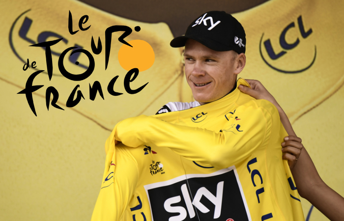 Chris Froome. Foto:AFP