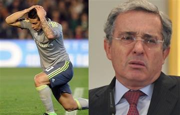 James Rodríguez: Álvaro Uribe le desea éxitos en el Bayern Múnich