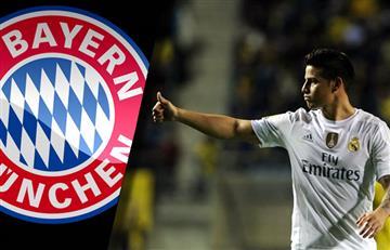 James Rodríguez: Así lo recibió el Bayern Múnich