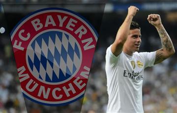 James Rodríguez: Hinchas del Real Madrid lamentan su partida