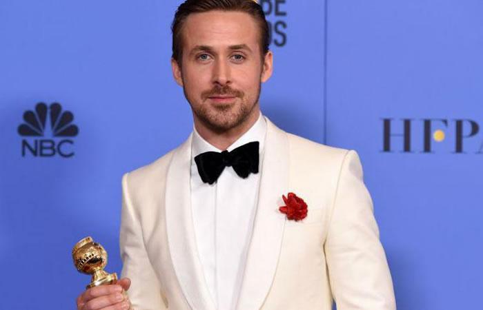 Ryan Gosling tiene su doble perfecto. Foto: AFP