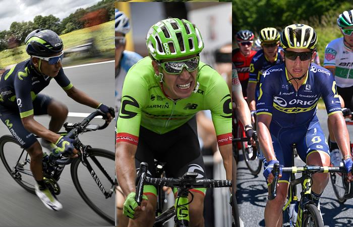 Tour de Francia: ¿En qué etapas son favoritos los colombianos?