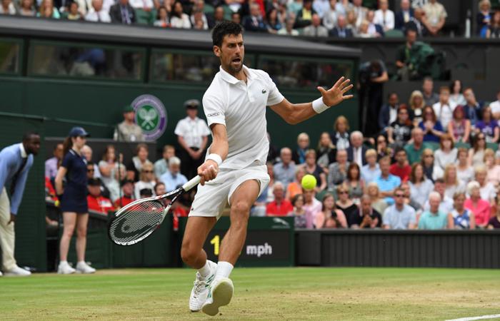 Novak Djokovic. Foto: AFP