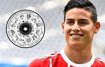 James Rodríguez: Así le irá en el Bayern según su carta astral