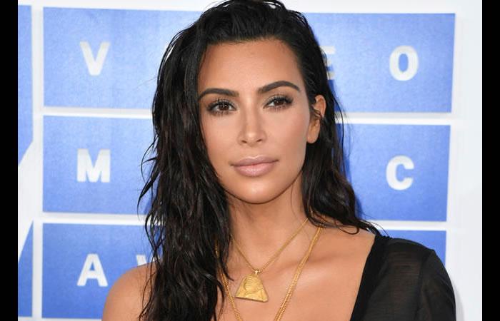 Kim Kardashian. Foto: AFP
