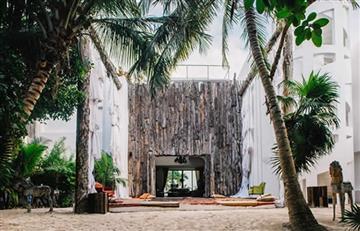 La mansión de Pablo Escobar en Tulum, México