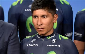 """Nairo Quintana: """"No estamos lejos del podio"""""""