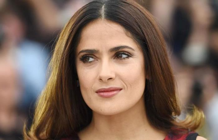 Salma Hayek revela el secreto para mantenerse bella