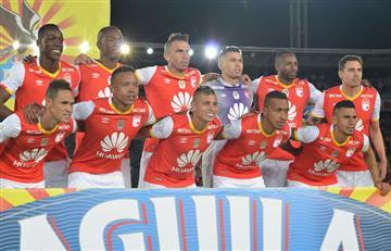 Santa Fe recibe a La Equidad por Copa Colombia