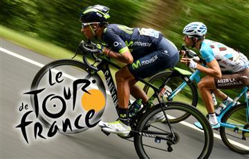 Tour de Francia: ¿Dónde ver la etapa 12, en la que los colombianos son favoritos?