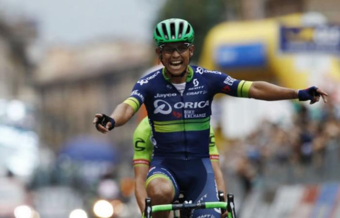 Tour de Francia: Esteban Chaves, el mejor colombiano de la etapa 11