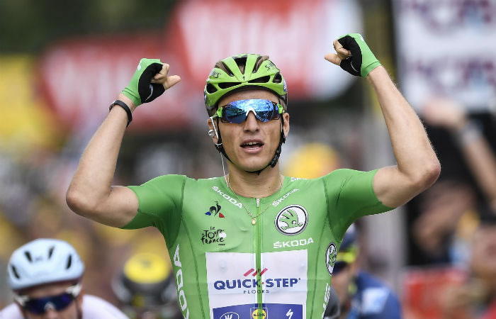 Tour de Francia: Marcel Kittel vuelve hacerlo y gana la etapa 11