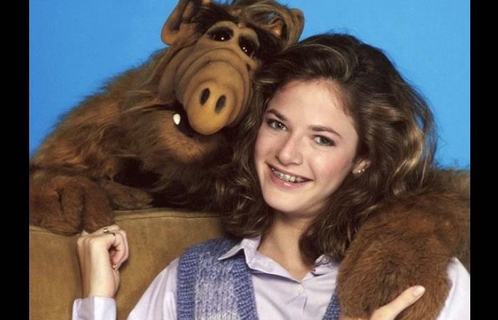 Alf: Así luce Andrea Elson quien daba vida a la hermana del extraterrestre