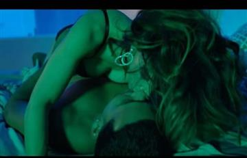 Jessica Cediel: ¿Se besó con Romeo Santos?