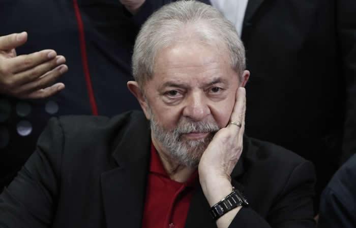 Lula da Silva será candidato presidencial pese a condena de corrupción