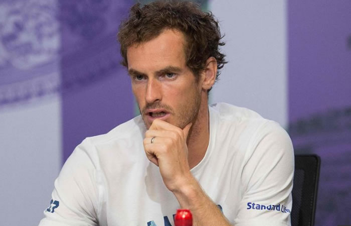 Andy Murray.Foto:AFP