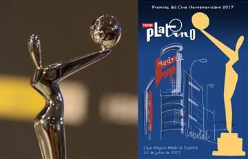 Premios Platino 2017: Estos son los nominados