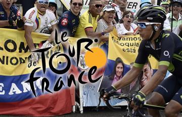 Tour de Francia: ¿Dónde y a qué hora transmiten las etapas restantes?