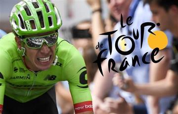 Tour de Francia: Rigoberto Urán se luce en la etapa 12