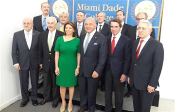 Venezuela: Cinco expresidentes acompañarán el plebiscito de la oposición