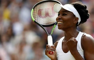 Wimbledon: Venus Williams se impone y llega a la final