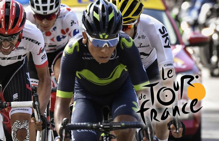 Fabio Aru sobre Nairo Quintana: