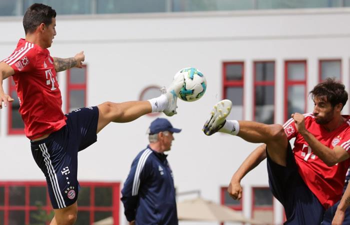 James Rodríguez: Increíble lo que logró con el Bayern Múnich