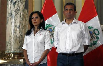 Ollanta Humala y su esposa condenados a 18 meses de prisión