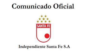 """Santa Fe sobre escándalo sexual: """"Desconocemos los hechos narrados"""""""