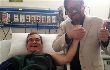 Iván Márquez visita a 'Timochenko' para verificar su estado de salud