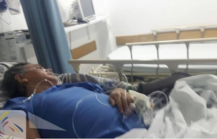 'Jesús Santrich', hospitalizado tras 15 días de huelga de hambre
