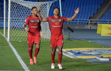Liga Águila: Cortuluá logró una sufrida victoria ante Tigres