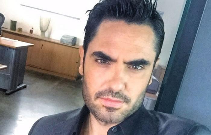 Lincoln Palomeque sufre la muerte de su madre