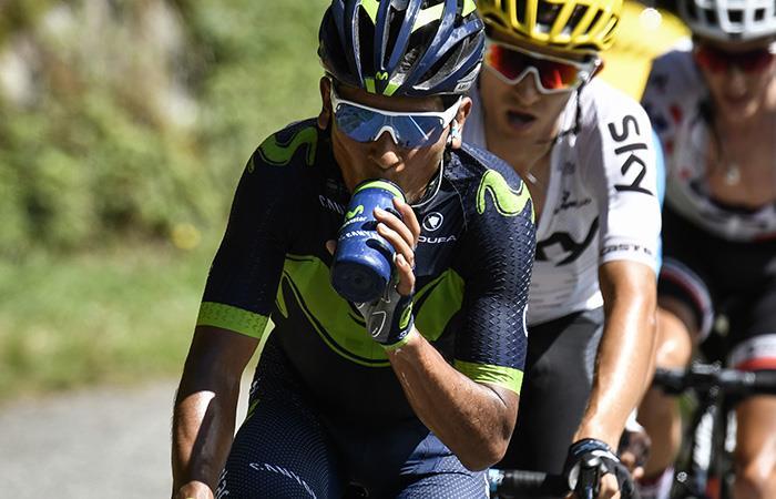 Nairo Quintana: 'El cuerpo no da más'