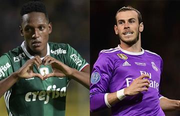 Yerry Mina al Barcelona y Bale se despediría de Madrid