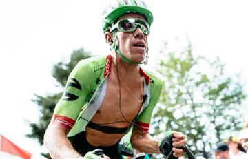 """Chris Froome: """"Rigoberto Urán está realmente preparado para el podio"""""""