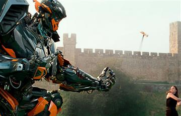 ¿Dónde ver Transformers: el último caballero?