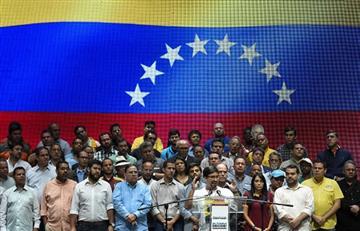 Oposición venezolana convocó a paro cívico de 24 horas