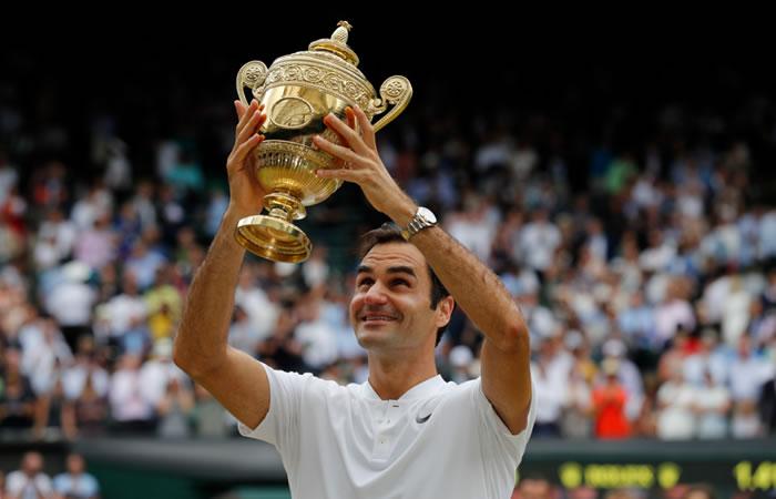 Wimbledon: Roger Federer admite que se excedió en su celebración
