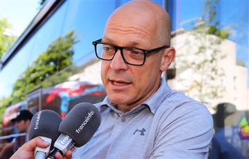 Tour de Francia: ¿Sky en crisis?, su jefe se enfrenta a un periodista