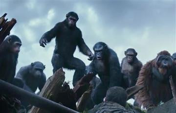 'El planeta de los simios' vence a 'Spider Man' en taquilla norteamericana