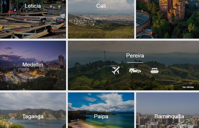 Kayak, la solución para el turismo en Colombia
