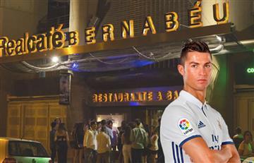 Real Madrid: Bogotá se prepara para comer en el restaurante 'merengue'