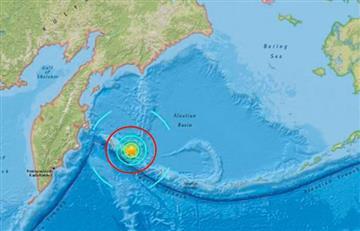 Sismo de 7,7 sacude la costa pacífica rusa con amenaza de tsunami