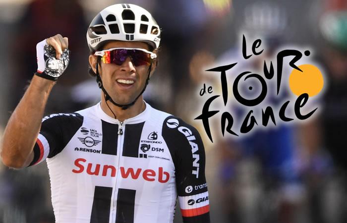 Tour de Francia: Michael Matthews gana peleada etapa 16