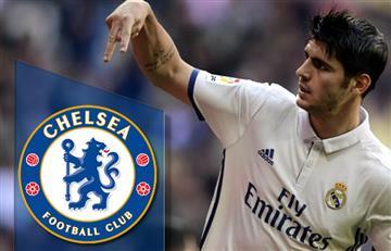 Álvaro Morata deja el Real Madrid y jugará con el Chelsea