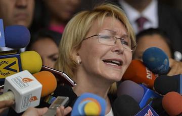 """Fiscal venezolana: """"Si me van a destituir, que lo hagan"""""""