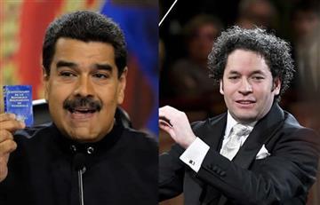 """Gustavo Dudamel, el músico chavista que """"traicionó"""" a Maduro"""