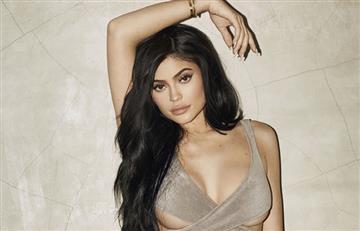 Kylie Jenner se sorprendió con su idéntica estatua de cera