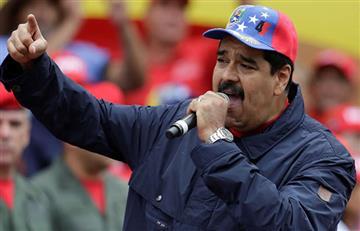 """Maduro: """"Santos es un traidor"""""""